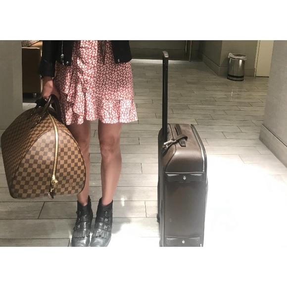 New Louis Vuitton duffel damier revira travel bag